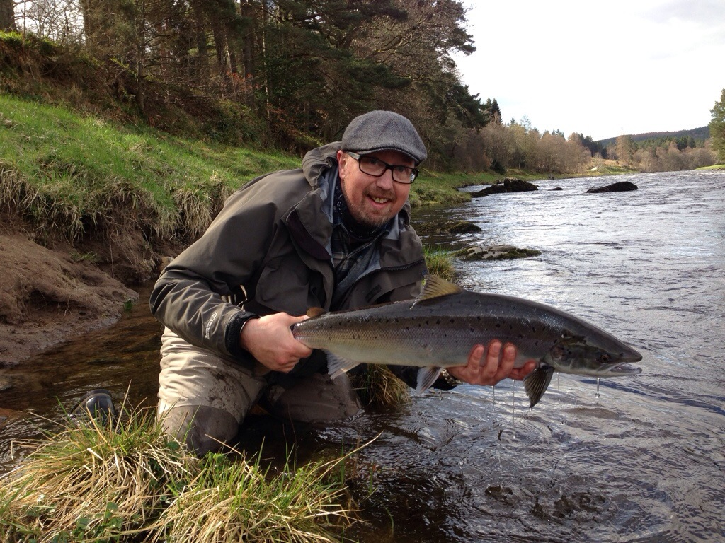 13lbs springer från Finzean Walk, Middle Blackhall