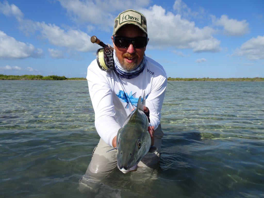 Bonefish från förra årets Kubaresa