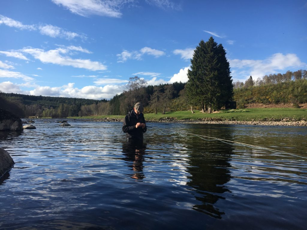 Underbara River Dee